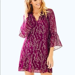 Lily Pulitzer Matilda Silk Tunic Dress